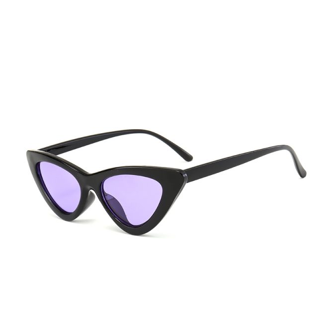 Sexy Vintage Cat Eye Sunglasses