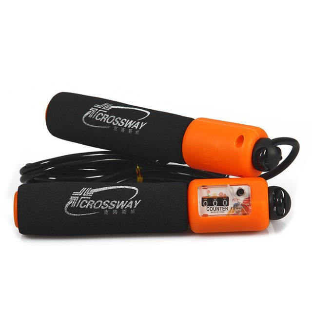 Sports Jump Ropes with Counter