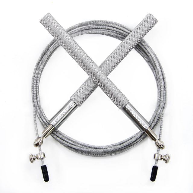 Silver Speed Jump Rope