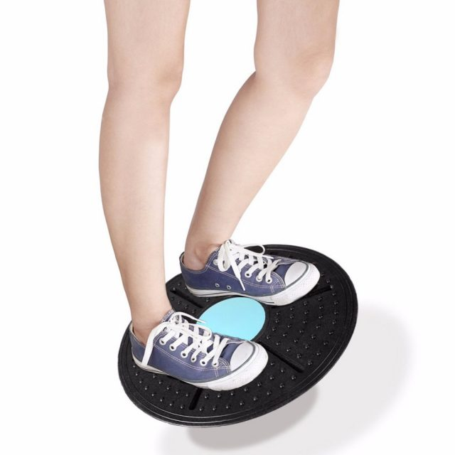 Plastic Fitness Balance Board