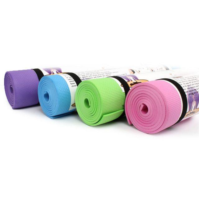 Anti-Slip EVA Yoga Mat