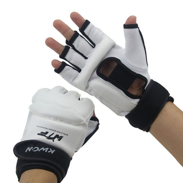 Half Finger Gloves for Martial Arts Training