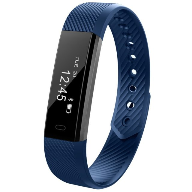 English Version LCD Screen Fitness Trackers