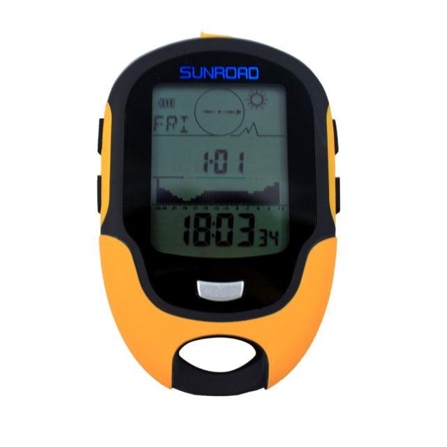 LCD Digital Pedometer
