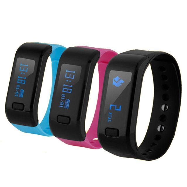 Smart Waterproof Wrist Fitness Trackers