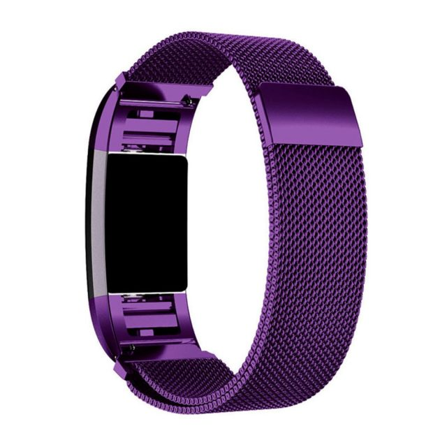 Magnetic Stainless Steel Smart Wristband