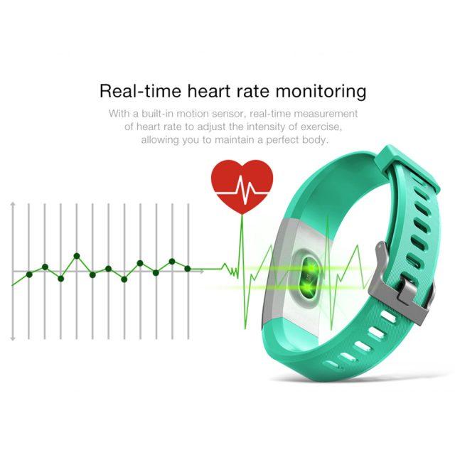 Smart Fitness Bracelet and Sleep Tracker