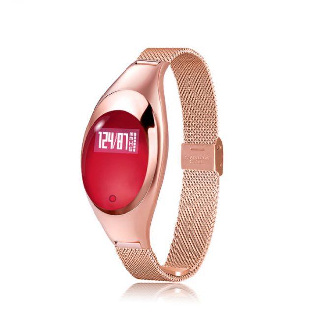 Women's Fitness Tracker Wristbands