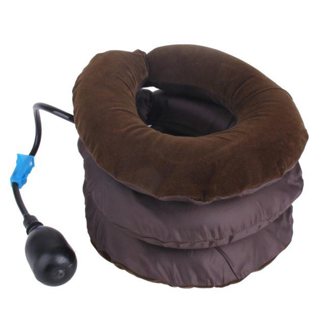 Soft Inflatable Neck & Shoulder Massage Tool