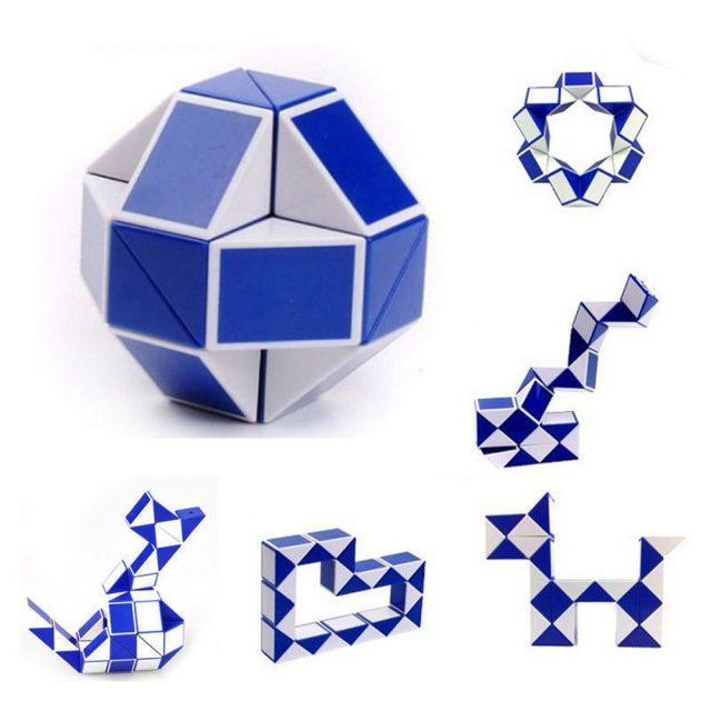 Magic Anti-Stress Puzzle Transformer