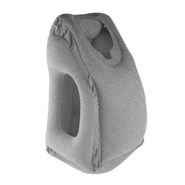 Inflatable Neck Support Travel Pillow