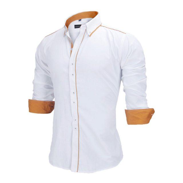Slim Fit Men's Shirt