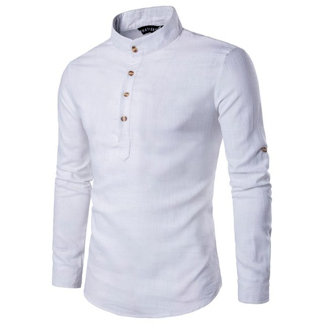 Men's Traditional Chinese Style Shirt