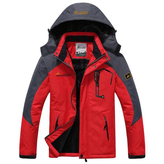 Men's Warm Down Jacket