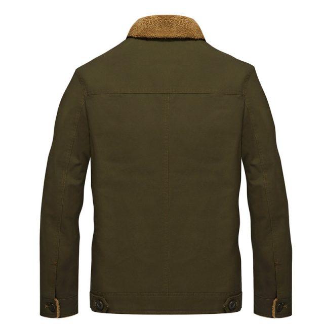 Warm Winter Men's Jacket
