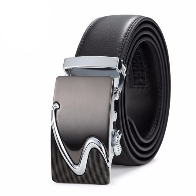 Men's Top Quality Genuine Luxury Leather Belts