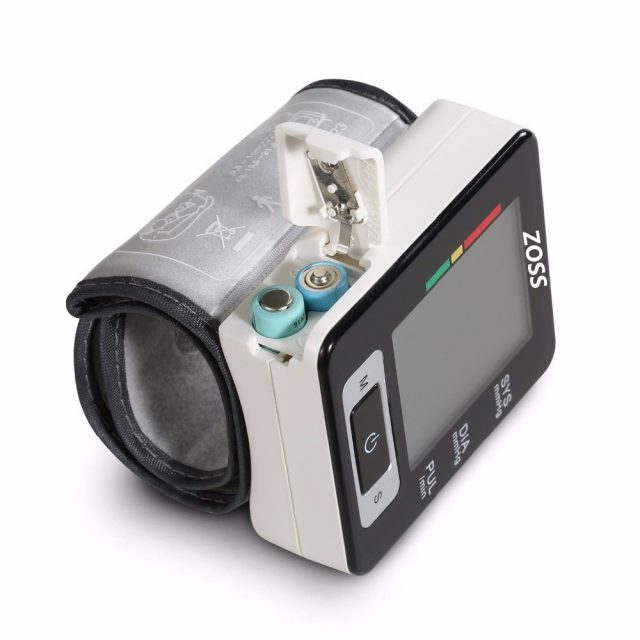 Blood Pressure Monitoring Wrist Sphygmomanometer