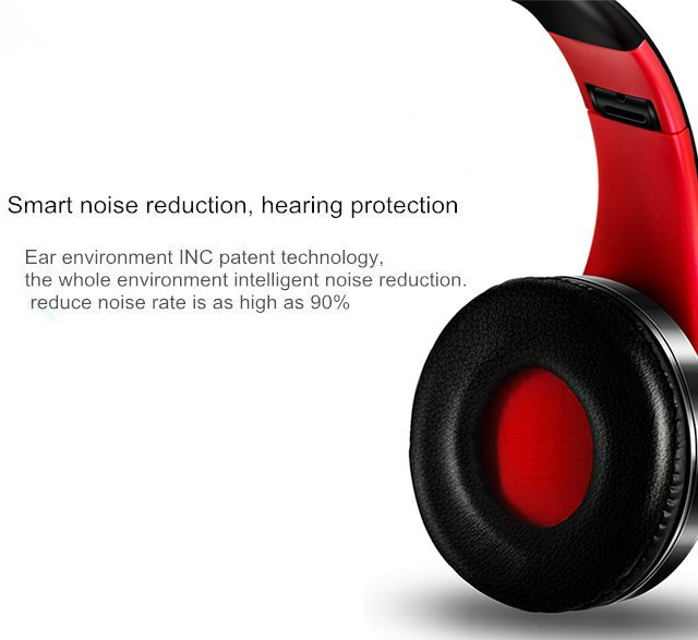 HiFi Stereo Bluetooth Fitness Headphones